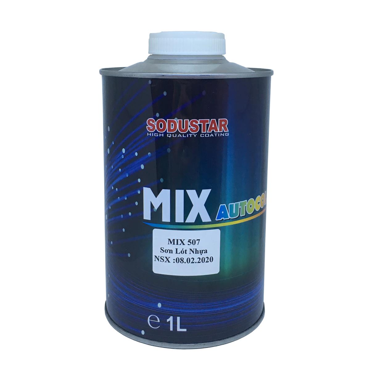 Sơn lót trên nhựa (1K) - MIX 507