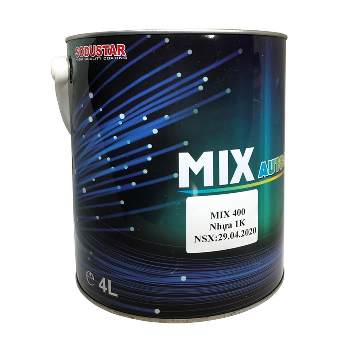 Phụ gia pha sơn 1K ( Nhựa - Bai Đơ ) - MIX 400